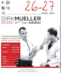 Image of the Dirk Mueller Sensei flyer