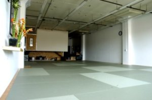 Picture of dojo space